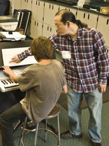 Artist in schools