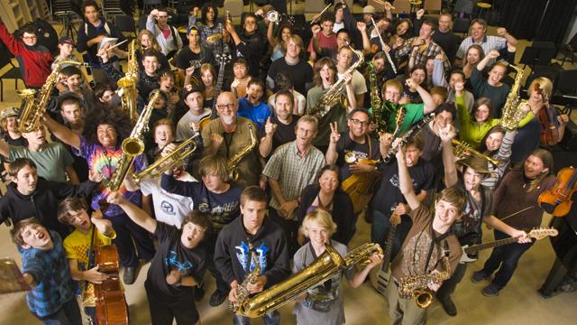 Kuumbwa Jazz Camp Concert