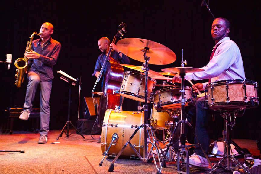 Joshua Redman Speaks Out About Kuumbwa's 40th Year
