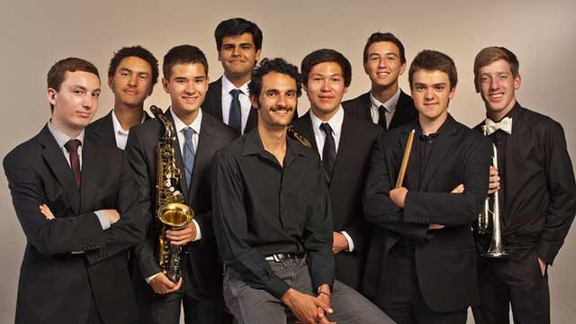 Kuumbwa Jazz Honor Band @ Santa Cruz Symphony Family Concert