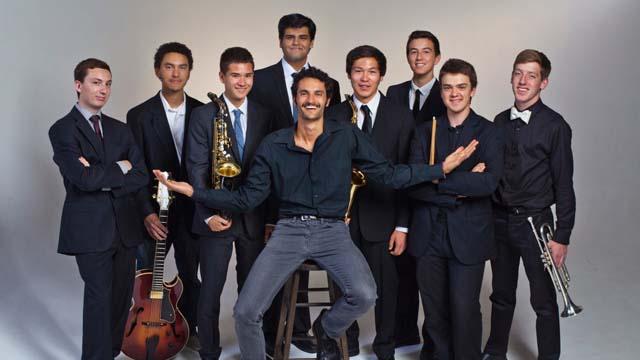 Kuumbwa Jazz Honor Band @ San Jose Jazz Winterfest