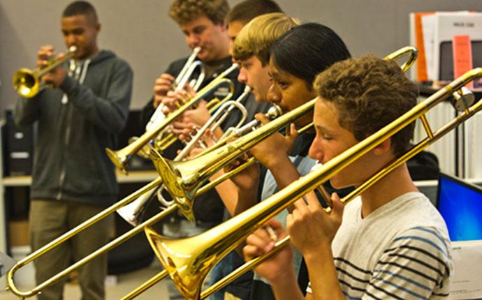 Summer Jazz Camp a Success!