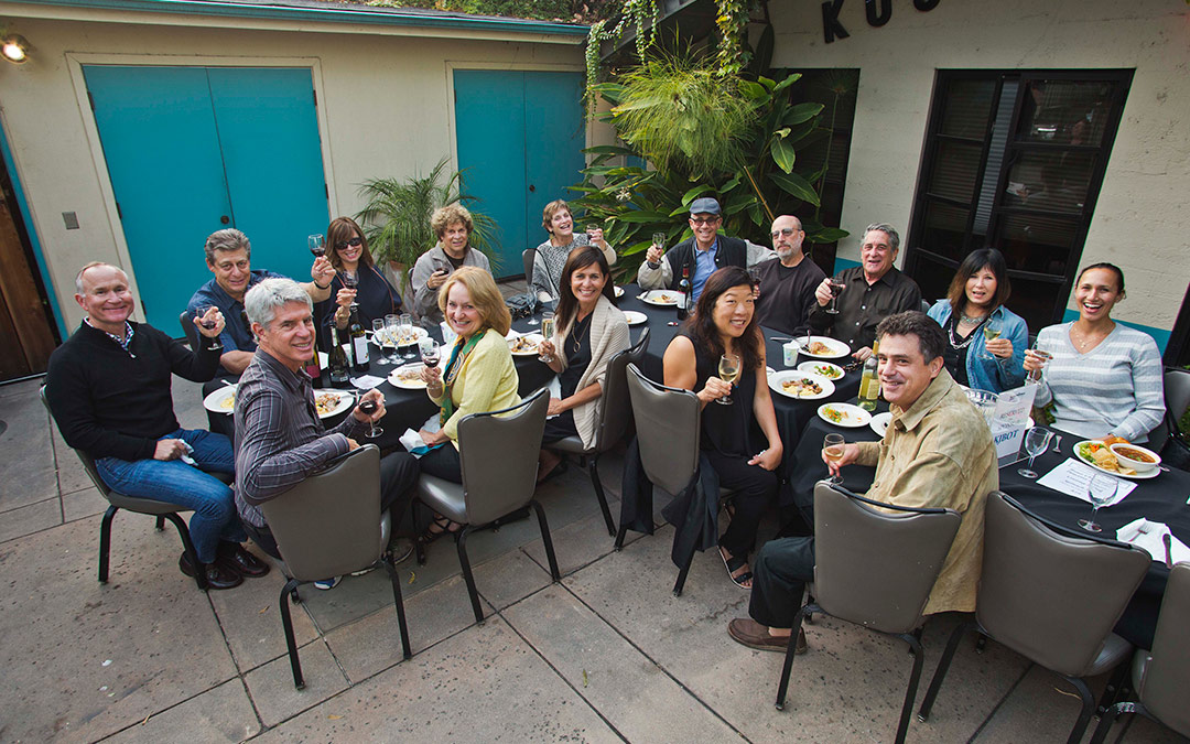 KJ Board of Trustees Celebrate Jazz