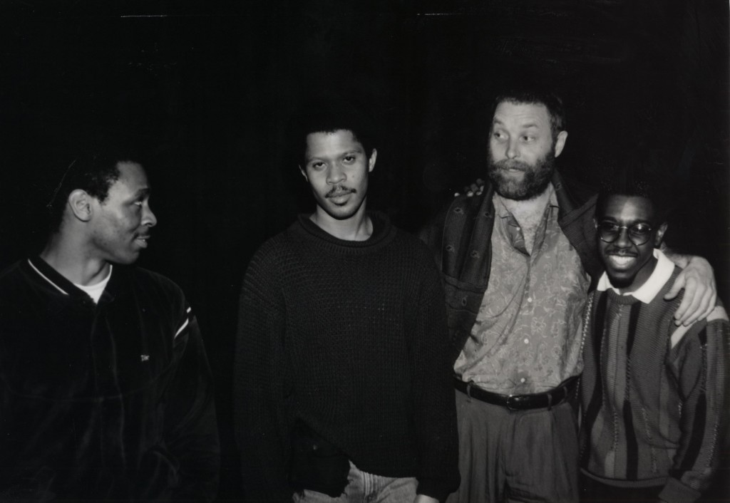 Kevin Eubanks, Steve Coleman, Dave Holland, & Marvin Smitty Smith