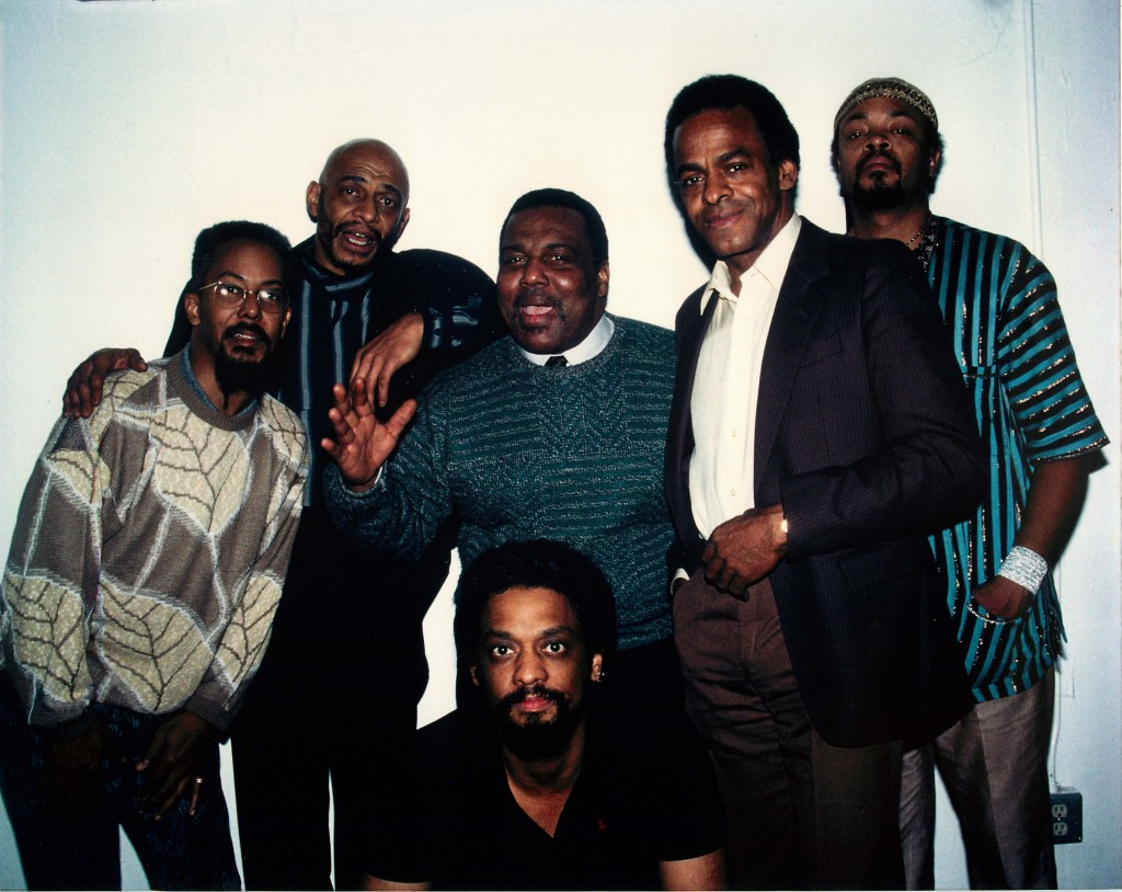 Lester Bowie, Kirk Lightsey, Arthur Blythe, Chico Freeman, Cecil McBree, & Don Moye