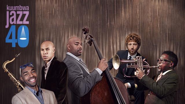 Kuumbwa Dream Band: Benny Green, Roy Hargrove, Eric Harland, Christian McBride, Joshua Redman