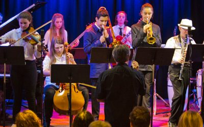 Kuumbwa Showcases Young Talent at the 2016 Jazz Camp Concert