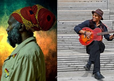 True Blues: Corey Harris & Guy Davis