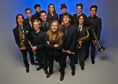 2018-19 Kuumbwa Jazz Honor Band